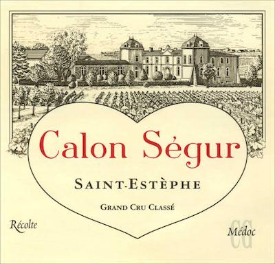 Château Calon Ségur