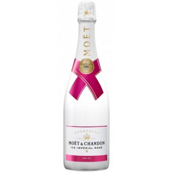 Ice Impérial Rose, Champagne Moët & Chandon