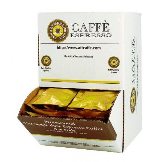 Professional espresso coffee pods - 7g/150pcs