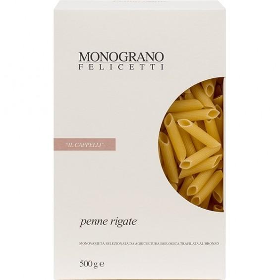 Il Cappelli/Penne Rigate, Monograno Felicetti