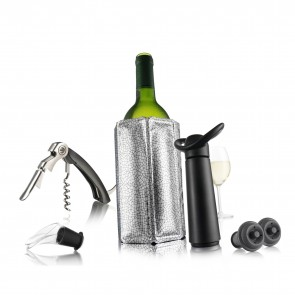 Wine gift set Essentials , Vacu Vin