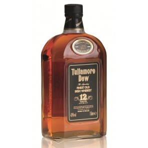 Whiskey 12YO 0.7L,  Tullamore Dew