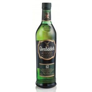 Whisky 12 Year Old Single Malt  0.7L, Glenfiddich