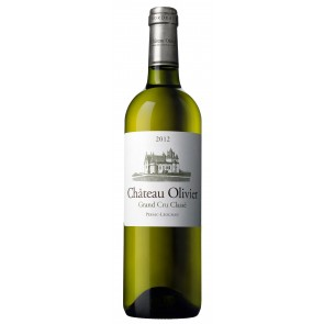Chateau Olivier Blanc 2012, Chateau Olivier