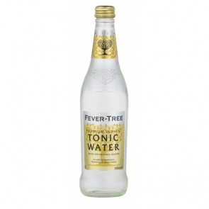 Tonic Water 500 ml (8 pcs /1 pack), Fever Tree