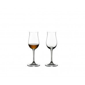 Cognac hennessy ~ set of 2 glasses, Vinum