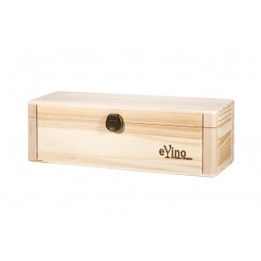 Wooden Gift box for 1 bottle