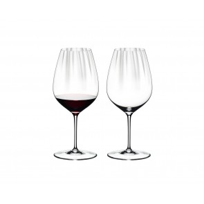 Cabernet/Merlot - set of 2 glasses, Performance