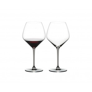 Pinot Noir - set of 2 glasses, Heart to Heart