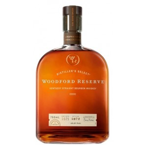 Whiskey Kentucky Straight Bourbon Distiller´s select 0.7L, Woodford Reserve