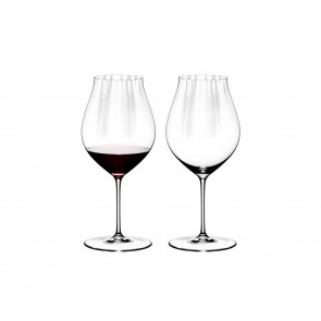 Pinot Noir - set 2 glasses, Performance