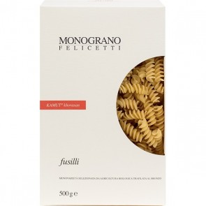 Kamut/Fusilli, Monograno Felicetti