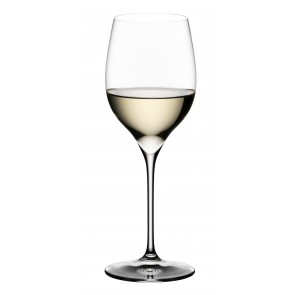 Viognier / Chardonnay ~ set of 2 glasses, Grape @