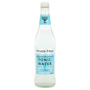 Fever Tree - Mediterranean Tonic Water - 500ml (8 pcs / 1 pack)