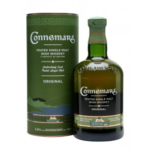 Connemara Irish Peated Malt 0,7l