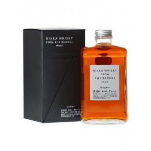 Whiskey From The Barrel 0.5L, Nikka