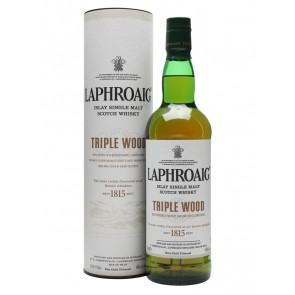 Whiskey Tripple Wood 0.7L,  Laphroaig
