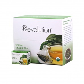Organic Green / 30 tea bags, Revolution