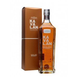 Kavalan Single Malt Whisky 0.7l