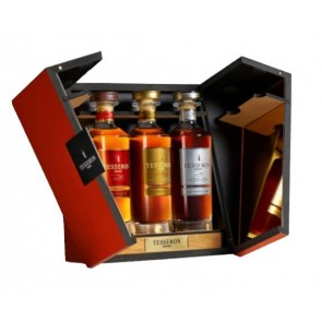 Cognac Collection Box L90/L76/L53 3 x 0.7L 40%, Tesseron