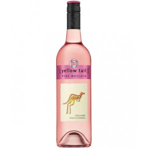 Pink Moscato, Yellow Tail